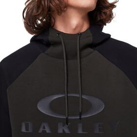 Oakley Sierra DWR Sweat À Capuche En Polaire Homme, black/green